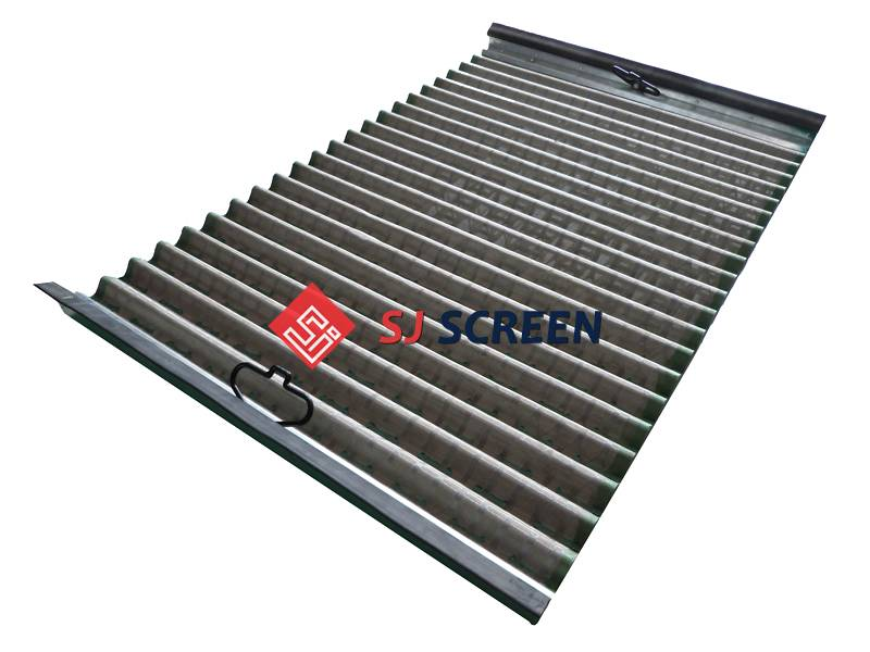 Replacement PMD shale shaker screen for Derrick 500 series shale shaker.