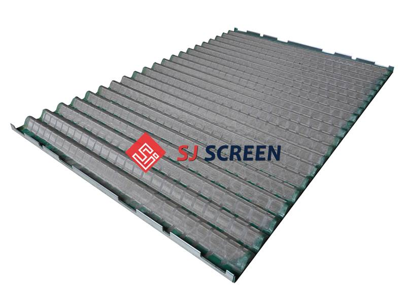 Replacement shale shaker screen for Derrick FLC 2000/48-30 PMD.